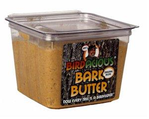 Jim's Birdacious Bark Butter